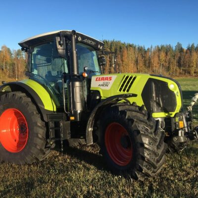 CLAAS Arion 630 CIS +